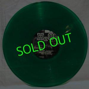 画像3: H2O/ Go(Limited Clear Green Vinyl)[LP]