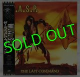W.A.S.P./ The Last Command[LP]