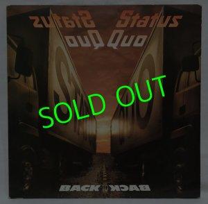 画像1: STATUS QUO/ Back To Back[LP]