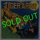 TIGER ARMY/ Same(Limited Clear Orange Vinyl)[LP]