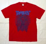 ROLLIN' 2018 Coyote DJing T-Shirt (Red)