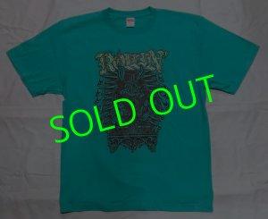 画像1: ROLLIN' 2018 Coyote DJing T-Shirt (Mint Green)