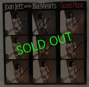 画像1: JOAN JETT AND THE BLACKHEARTS/ Good Music[LP]