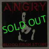 ANGRY/ Blood From Stone[LP]