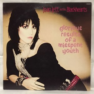 画像1: JOAN JETT AND THE BLACKHEARTS/ Glorious Results~[LP]