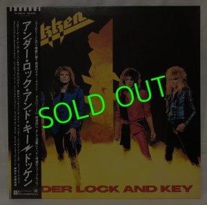 画像1: DOKKEN/ Under Lock And Key[LP]