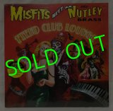 MISFITS MEET THE NUTLEY BRASS/ Fiend Club Lounge[LP]