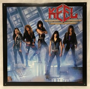 画像1: KEEL/ Same[LP]