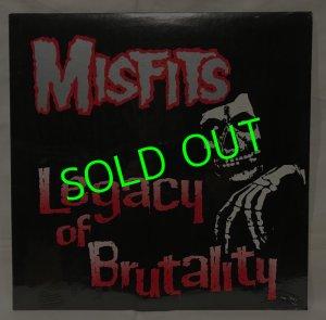 画像1: MISFITS/ Legacy Of Brutality[LP]