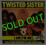 TWISTED SISTER/ I Am[12'']