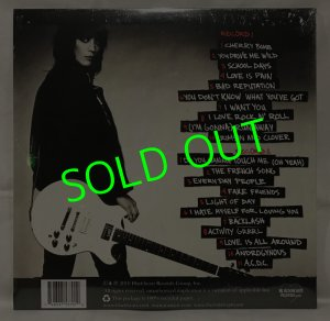 画像2: JOAN JETT AND THE BLACKHEARTS/ Greatest Hits[LP]