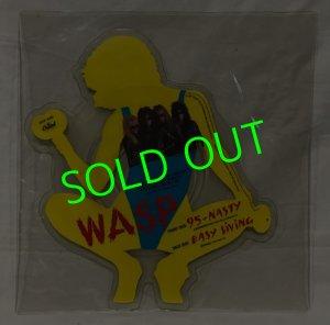 画像2: W.A.S.P./ 95-Nasty(limited shaped picture vinyl)[7'']
