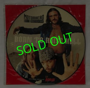 画像1: MOTORHEAD WITH ICE-T AND WHITFIELD CRANE(limited picture vinyl)[12'']