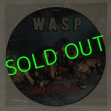 W.A.S.P./I Wanna Be Somebody(limited picture vinyl) [12'']