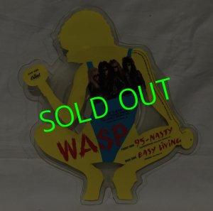画像4: W.A.S.P./ 95-Nasty(limited shaped picture vinyl)[7'']