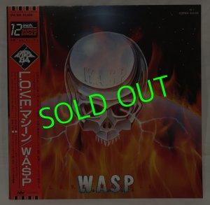 画像1: W.A.S.P./ L.o.v.e. Machine[12'']