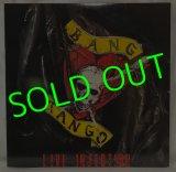 BANG TANGO/ Live Injection[LP]