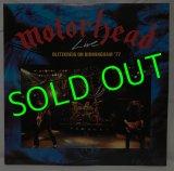 MOTORHEAD/ Live-Blitzrieg On Birmingham'77[LP]