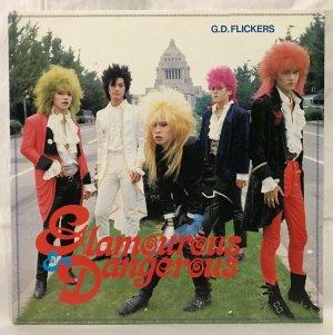 画像1: G.D.FLICKERS/ Glamourous & Dangerous[LP]
