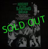 NIGHT OF THE LIVING DEAD : Poster T-Shirt