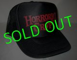 "HBC/""BLOOD SUCKING Logo"" Mesh Cap (Black/Red)"