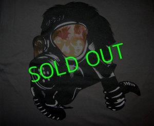 画像1: DAWN OF THE DEAD : Gas Mask T-Shirt