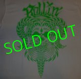 ☆50%OFF☆ROLLIN' The TOUR T-Shirt (White x Green)