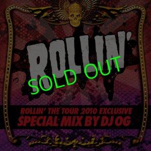 画像1: ROLLIN' The TOUR 2010 MIX CD By Dj OG