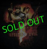 RESIDENT EVIL 5 : Box Art T-Shirt