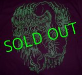 "☆50%OFF☆HBC/""Noche de la Cripta""T-Shirt (Purple x Green)"