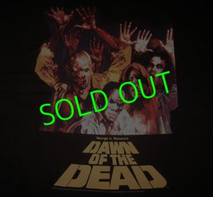 画像1: DAWN OF THE DEAD : Zombie T-Shirt