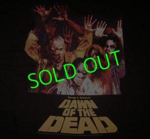 画像1: DAWN OF THE DEAD : Zombie T-Shirt