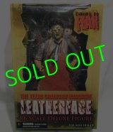 CINEMA OF FEAR/ TEXAS CHAINSAW MASSACRE:LEATHERFACE 12inch Figure