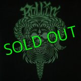 ☆50%OFF☆ROLLIN' The TOUR T-Shirt (Black x Green)