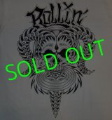 ☆50%OFF☆ROLLIN' The TOUR T-Shirt (White x Black)