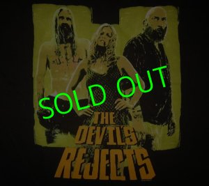 画像1: THE DEVIL'S REJECTS: Hell Doesn't Want Them T-Shirt
