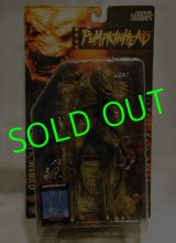 MOVIE MANIACS/ Series 2/ PUMPKINHEAD/ PUNPKINHEAD