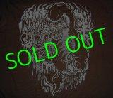 "☆50%OFF☆HBC/""Noche de la Cripta""T-Shirt (Brown)"