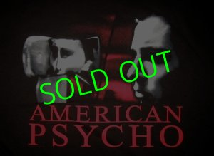 画像1: ☆★期間限定SALE★☆ AMERICAN PSYCHO : AX Reflection T-Shirt
