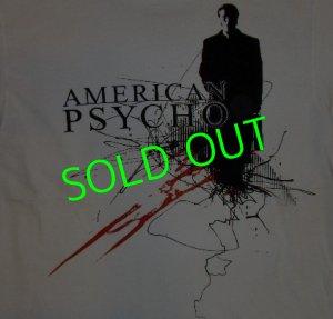 画像1: ☆★期間限定SALE★☆ AMERICAN PSYCHO : Small Silhouette T-Shirt