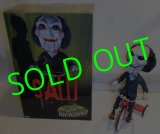 NECA/ HEAD KNOCKERS/ SAW/ TRICYCLE&PUPPET
