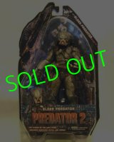 NECA/ PREDATORS/ Action Figure Series 3/ ELDER PREDATOR (PREDATOR 2)