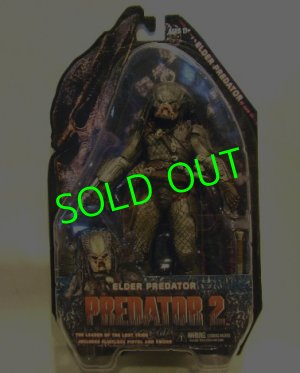 画像1: NECA/ PREDATORS/ Action Figure Series 3/ ELDER PREDATOR (PREDATOR 2)