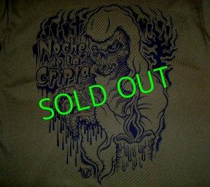 """画像1: ☆50%OFF☆HBC/""""Noche de la Cripta""""T-Shirt (Green)"""