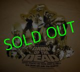 DAWN OF THE DEAD : Vintage Poster T-Shirt