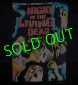NIGHT OF THE LIVING DEAD : Color Poster T-Shirt