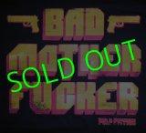 PULP FICTION : Bad Mother Fxxker T-Shirt