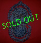 ★☆★SALE★☆★ ROLLIN' THE TOUR 2007 T-Shirt (Red)