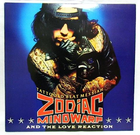 Zodiac Mindwarp And The Love Reaction Tattooed Beat